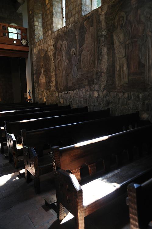 Iglesia del Cerro San Cristóbal / Santiago de Chile.<br /> <br /> Edición de 3 | Víctor Santamaría.