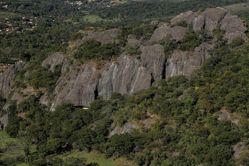 Santana do Riacho_MG, Brasil.<br /> <br /> Vista geral do lugarejo Serra do Cipo em Santana do Riacho, Minas Gerais.<br /> <br /> General view of the village Serra do Cipo in Santana do Riacho, Minas Gerais.<br /> <br /> Foto: LEO DRUMOND / NITRO