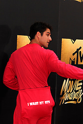 Tyler Posey, at the 2016 MTV Movie Awards, Warner Bros. Studios, Burbank, CA 04-09-16. EXPA Pictures © 2016, PhotoCredit: EXPA/ Photoshot/ Martin Sloan<br /> <br /> *****ATTENTION - for AUT, SLO, CRO, SRB, BIH, MAZ, SUI only*****
