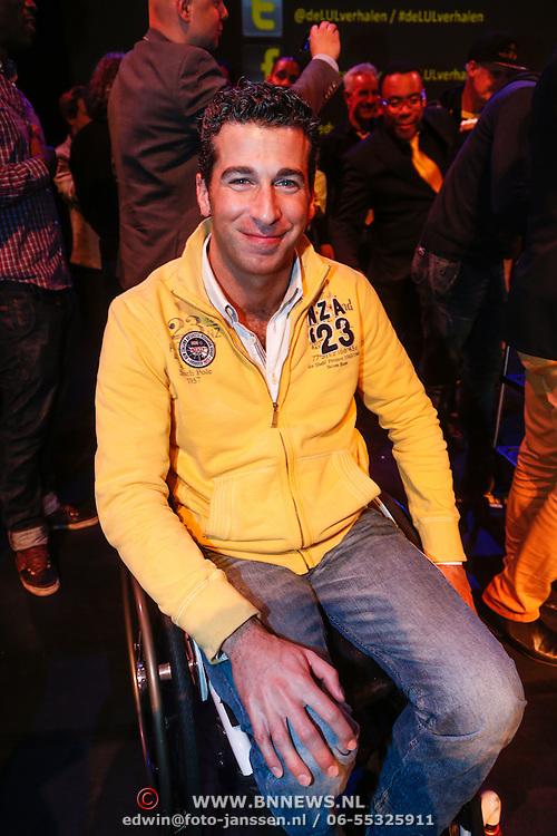 NLD/Rotterdam/20130204 - Premiere LULverhalen 2013, Marc de Hond