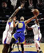 Basketball: 20170202 NBA LA Clippers vs Golden State Warriors