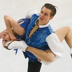20110124: CH, European Figure Skating Championships 2011 in Bern