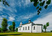 Cerkiew Narodzenia Najświętszej Maryi Panny w Krynkach, Polska<br /> Orthodox church of the Birth of the Blessed Virgin Mary in Krynki, Poland