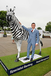 FRANKIE DETTORI at the Investec Derby at Epsom Racecourse, Epsom, Surrey on 4th June 2016.