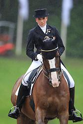 Chiara Prijs Vitale (ITA) - Michigan<br /> European Championship Dressage Young Riders - Broholm 2011<br /> © Hippo Foto - Leanjo de Koster