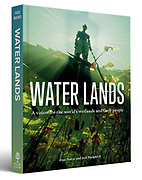 'Water lands' is  a comprehensive review of the state of the world's wetlands, an up to date call to arms for us to act now on the future of our planet by the Dutch NGO Wetlands International. Our job was to research stunning visuals to accompany educated, compelling text to bring this plight to peoples attention on an International scale. Design by David Griffin.