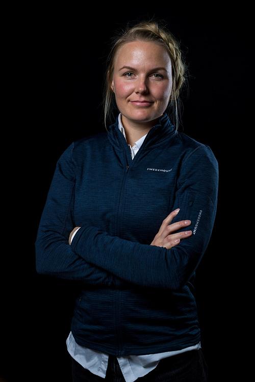 ÖSTERSUND 20210922<br /> Caroline Olsen<br /> Porträttfotografering - Svenska Skidskytteförbundet<br /> <br /> Foto: Per Danielsson/Projekt.P