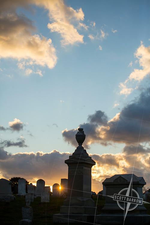 Block Island Cemetery