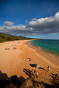 Makena Beach, Oneloa, Big Beach, Maui, Hawaii