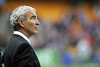 FOOTBALL - FRIENDLY GAME 2010 - FRANCE v COSTA RICA - 26/05/2010 - PHOTO JEAN MARIE HERVIO / DPPI - RAYMOND DOMENECH (COACH FRANCE)