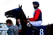 Tell William ridden by Martin Dwyer and trained by Marcus Tregoning - Mandatory by-line: Dougie Allward/JMP - 10/07/2020 - HORSE RACING - Bath Racecourse - Bath, England - Bath Races