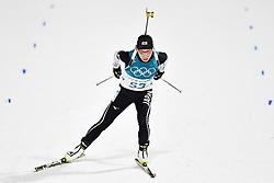 February 10, 2018 - Pyeongchang, South Korea - 180210 Sari Furuya of Japan competes in Women's Biathlon 7,5 km Sprint during day one of the 2018 Winter Olympics on February 10, 2018 in Pyeongchang..Photo: Petter Arvidson / BILDBYRN / kod PA / 87614 (Credit Image: © Petter Arvidson/Bildbyran via ZUMA Press)