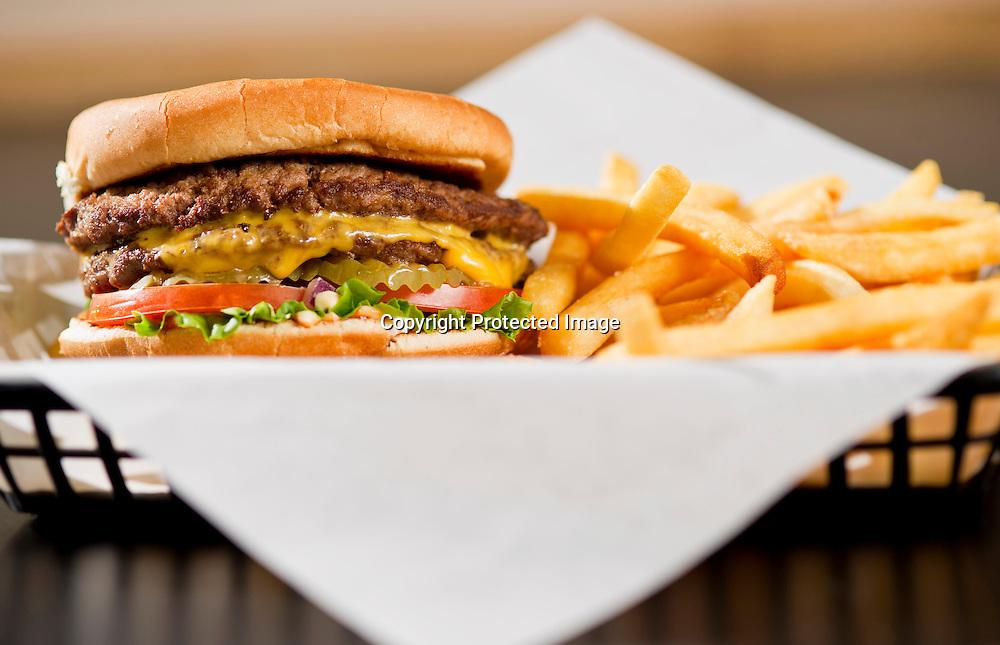 Feltner Brothers burgers and franks. Fayetteville, Arkansas