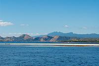 Indonesie. Flores. Baie de Labuanbajo. // Indonesia. Flores. Labuanbajo bay.