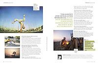 Interview article at Yoga Deutschland Magazine