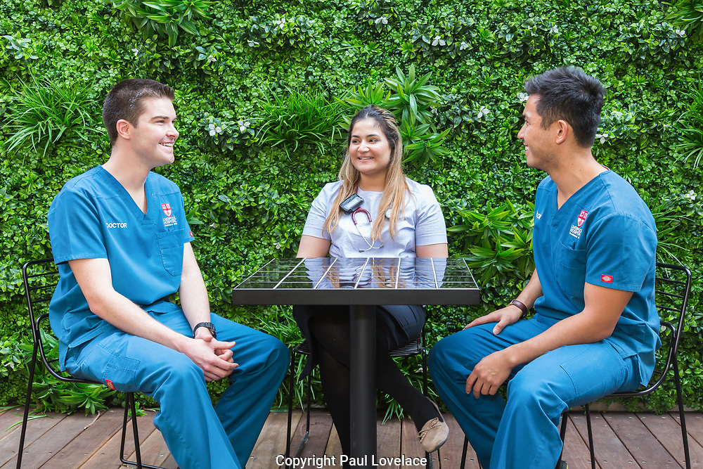 Doctors and Nurses at various hospitals in Sydney.