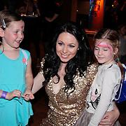 NLD/Den Haag/20110731 - Premiere musical Alice in Wonderland met K3, Kristel Verbeke en Gwendolyn Tan