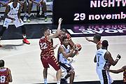 DESCRIZIONE : Bologna Lega A 2015-16 Obiettivo Lavoro Virtus Bologna - Umana Reyer Venezia<br /> GIOCATORE : Pendarvis Williams<br /> CATEGORIA : Passaggio<br /> SQUADRA : Umana Reyer Venezia<br /> EVENTO : Campionato Lega A 2015-2016<br /> GARA : Obiettivo Lavoro Virtus Bologna - Umana Reyer Venezia<br /> DATA : 04/10/2015<br /> SPORT : Pallacanestro<br /> AUTORE : Agenzia Ciamillo-Castoria/G.Ciamillo<br /> <br /> Galleria : Lega Basket A 2015-2016 <br /> Fotonotizia: Bologna Lega A 2015-16 Obiettivo Lavoro Virtus Bologna - Umana Reyer Venezia
