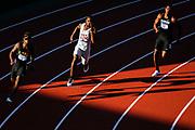 HistoricHayward Field hosts the 2015 NCAA Outdoor Track and Field National Championshipsin Eugene, Ore., June 10-13 2015. (Ryan Kang/Emerald)