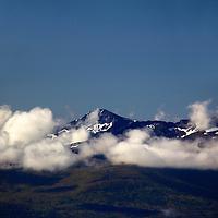 Europe, Norway, Molde. Natural scenery of Molde.