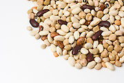 Pulses and beans half portion