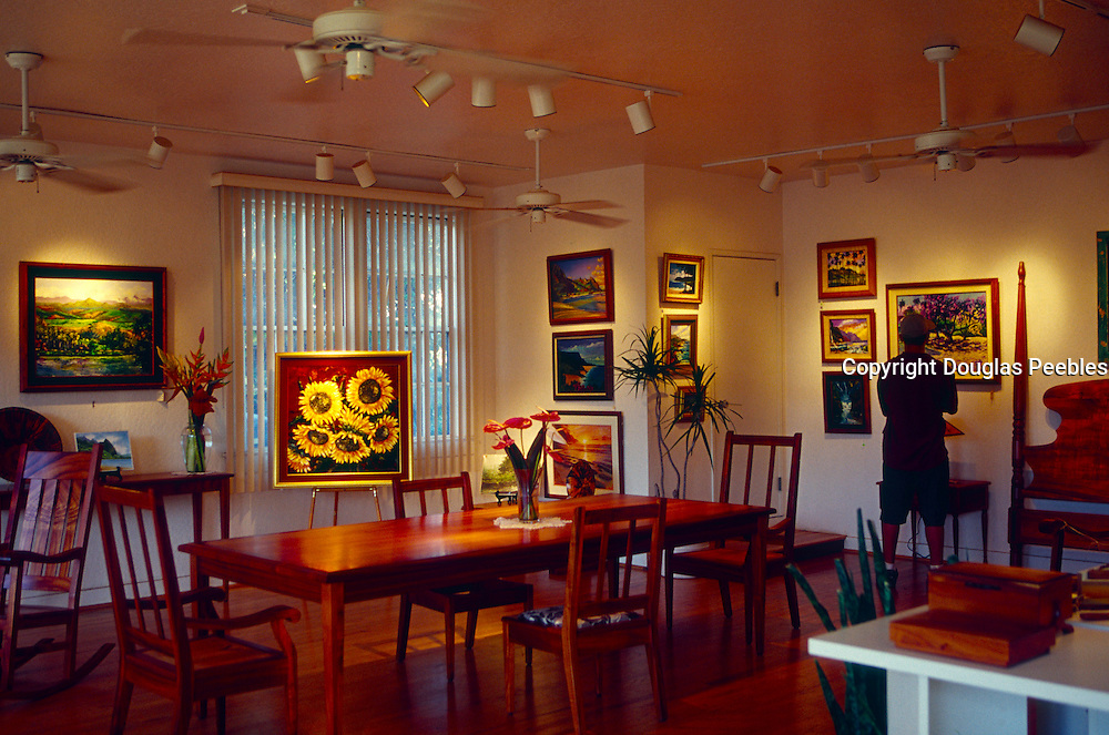 Shop, Hanapepe, Kauai, Hawaii<br />