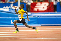 Millrose Games: Fastest Kid on the Block