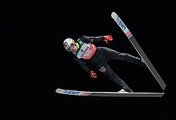 29.12.2018, Schattenbergschanze, Oberstdorf, GER, FIS Weltcup Skisprung, Vierschanzentournee, Oberstdorf, Qualifikation, im Bild Evgeniy Klimov (RUS) // Evgeniy Klimov of Russian Federation during his Qualification Jump for the Four Hills Tournament of FIS Ski Jumping World Cup at the Schattenbergschanze in Oberstdorf, Germany on 2018/12/29. EXPA Pictures © 2018, PhotoCredit: EXPA/ Peter Rinderer