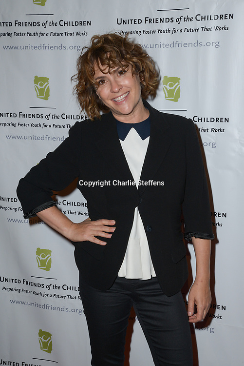 JILL SOLOWAY at the United Friends of the Children's 12th Annual Brass Ring Awards Dinner at The Beverly Hilton Hotel in Los Angeles, California