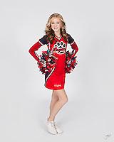 Syracuse Jr. High Cheerleaders 2014