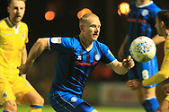David Perkins during the EFL Sky Bet League 1 match between Rochdale and Bristol Rovers at Spotland, Rochdale, England on 2 October 2018.