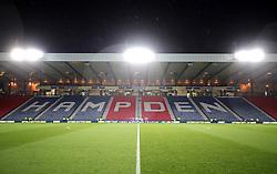 General view of Hampden Park before the UEFA Nations League, Group C1 match at Hampden Park, Glasgow.
