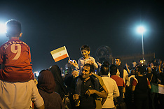 Iranian Fans - 27 June 2018
