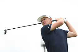 May 30, 2019 - Dublin, OH, U.S. - DUBLIN, OH - MAY 30: Justin Rose of England during the first round of The Memorial Tournament on May 30th 2019  at Muirfield Village Golf Club in Dublin, OH. (Photo by Ian Johnson/Icon Sportswire) (Credit Image: © Ian Johnson/Icon SMI via ZUMA Press)