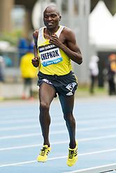 adidas Grand Prix Diamond League professional track & field meet: mens 5000 meters, Vincent Kiprop CHEPKOK, Kenya
