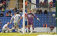 Colchester United v Sheffield Wednesday 140412