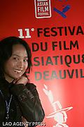 "Kim Byul (Woo Ami), actrice de ""Members of funeral"", film en compétition"
