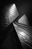 ALMOST Black and White Architecture