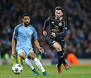 Patrick Roberts of Celtic during the Champions League Group C match at the Etihad Stadium, Manchester. Picture date: December 6th, 2016. Pic Simon Bellis/Sportimage