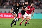 Rugby-World Cup Bronze Match-Wales vs New Zealand-Nov 1, 2019