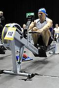 Birmingham, Great Britain,  Pekka SUOKNUUTI, M45-50 HWT. at the 2008 British Indoor Rowing Championships, National Indoor Arena. on  Sunday 26.10.2008 . [Photo, Peter Spurrier/Intersport-images]