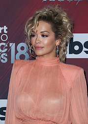 INGLEWOOD, LOS ANGELES, CA, USA - MARCH 11: 2018 iHeartRadio Music Awards held at The Forum on March 11, 2018 in Inglewood, Los Angeles, California, United States. 11 Mar 2018 Pictured: Rita Ora. Photo credit: David Acosta/Image Press Agency / MEGA TheMegaAgency.com +1 888 505 6342