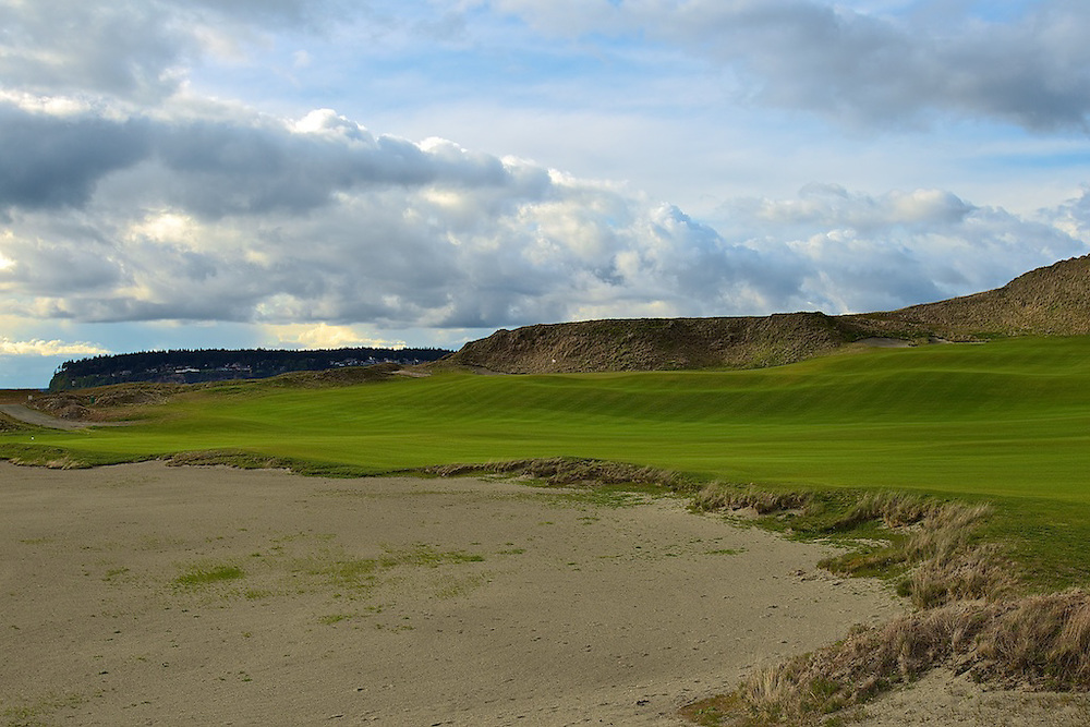 Aric Becker Golf Photography at the site of the 2015 U.S. Open