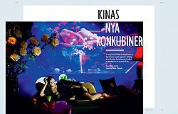 BON Magazine, Sweden