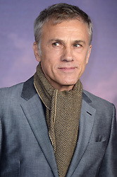 Christoph Waltz attending the World Premiere of Alita: Battle Angel, held at the Odeon Leicester Square in London. Photo credit should read: Doug Peters/EMPICS