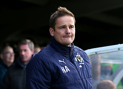 AFC Wimbledon manager Neal Ardley - Mandatory by-line: Robbie Stephenson/JMP - 17/02/2018 - FOOTBALL - Cherry Red Records Stadium - Kingston upon Thames, England - AFC Wimbledon v Bristol Rovers - Sky Bet League One