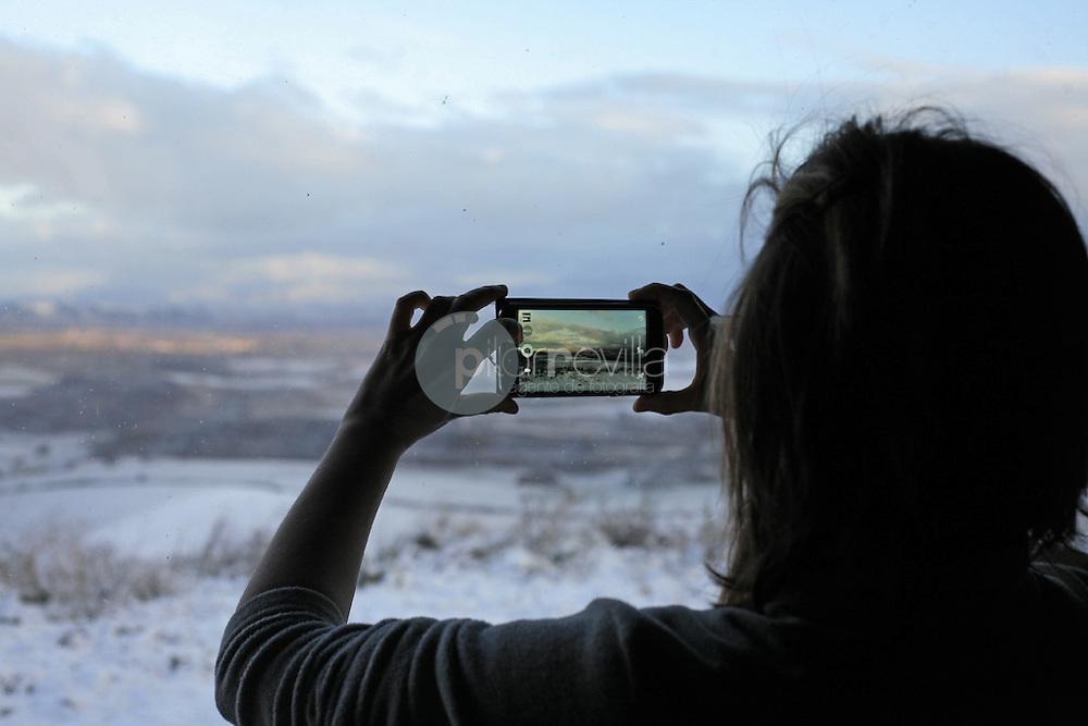 Fotografias con telefono movil. La Rioja ©Daniel Acevedo / PILAR REVILLA