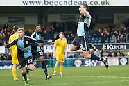 Wycombe Wanderers v Bristol Rovers 270216