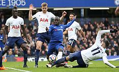 Chelsea v Tottenham Hotspur - 1 April 2018