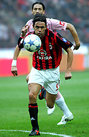 23/10/2005 Milano<br /> <br /> Milan Palermo 2-1<br /> <br /> Il giocatore del Milan Filippo Inzaghi<br /> <br /> Phpto Milanofoto Graffiti